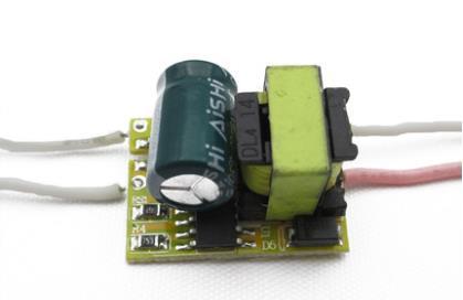 5PCS 3X1W LED Power Driver Light Lamp Power Supply AC 85-265V 300mA Constant Current SG249-SZ+(China (Mainland))