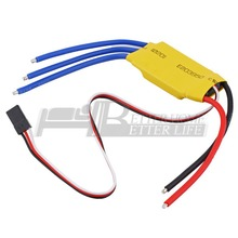 1pcs New 30A Brushless Motor Speed Controller ESC for RC helicopter/ car