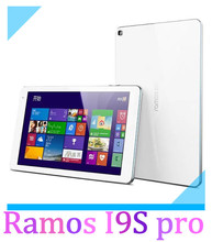 Ramos i9s Pro Dual OS Tablet PC 8.9 Inch IPS 1920x1200 Intel Z3735F Quad Core 2.0GHz 2GB RAM 64GB ROM 2.0MP+5.0MP Dual Cameras(China (Mainland))