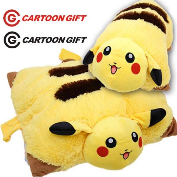 NEW hot 46x33cm pokemon Pikachu Plush Toys soft Stuffed Doll Christmas gift(China (Mainland))