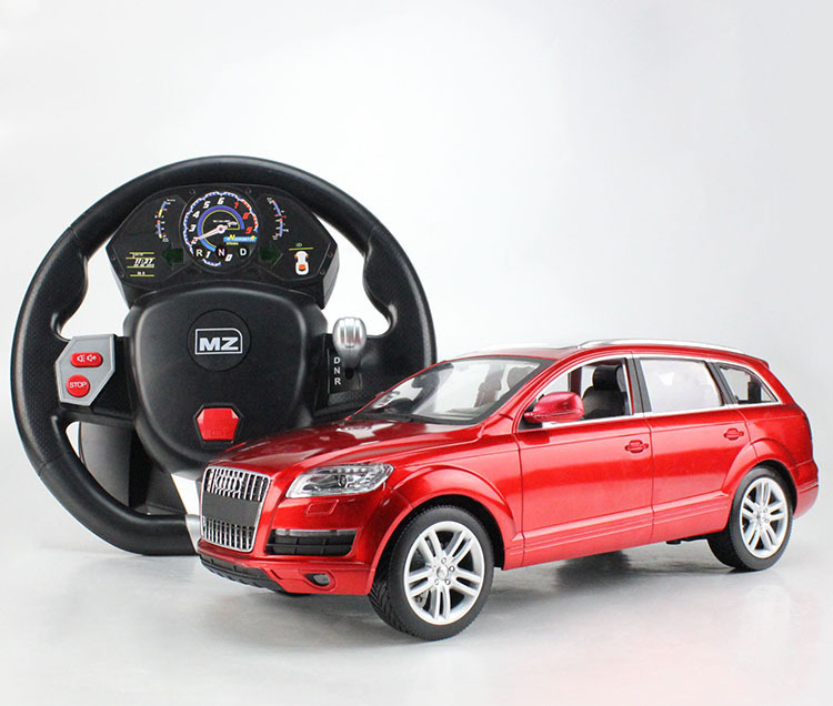 US-induced-2031F-Audi-Q7-1-14-remote-control-car-steering