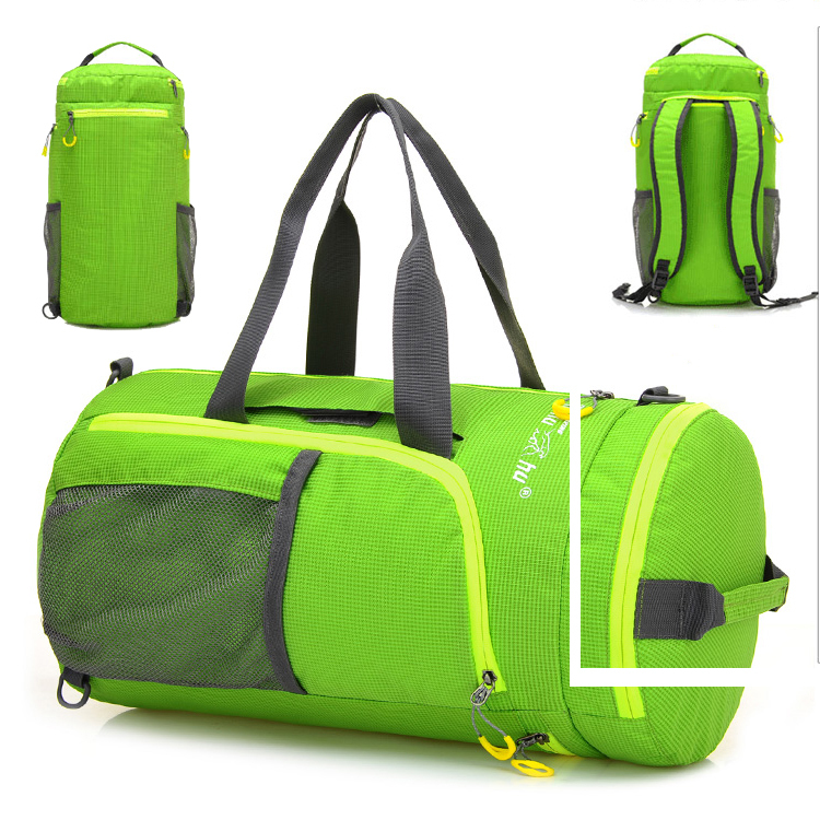 2015 new Travel Bags Multifunctional folding variety High-capacity Outdoor Waterproof Luggage bag Suitable for traveling(China (Mainland))