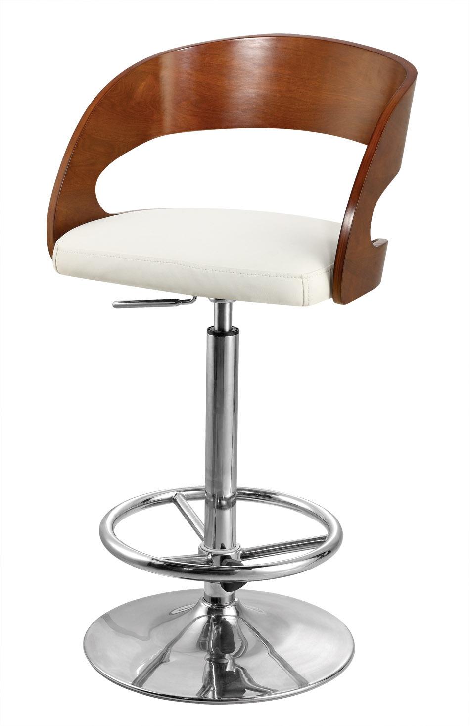 Bar chairs stylish high chair bar stool lift swivel