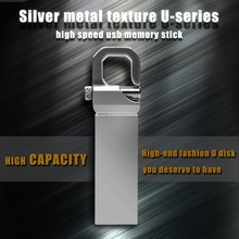 128gb 100% real capacity pendrive figure USB Flash Drive memory 64gb 32gb 8gb Stainless steel drive Stick disk