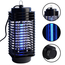 2016 Summer Hot Selling 220V Electric Mosquito Fly Bug Insect Zapper Killer Control With Trap Lamp(China (Mainland))