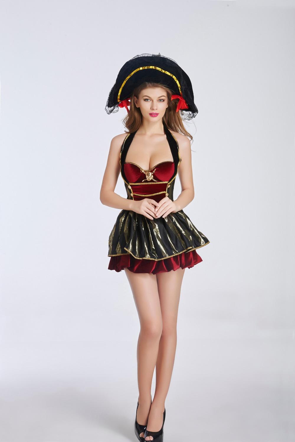 Женский Пиратский Костюм Доставка