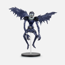 New Halloween Anime Death Note Ryuuku PVC Action Figure Collection Model Toy Dolls Indoor Store Shop Display Decoration(China (Mainland))