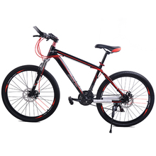 Fashion 21 Speed 26 Inch Mountain Bike,Aluminum Alloy Double Disc Brake Road Bicycle,Fast Delivery  YZS003