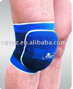 Free Shipping Elastic knee support ,Knee Pad Knee Brace