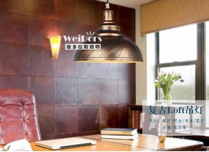 Купить Оригинальный Эдисон Лампы Свободно Творческий ресторан Vintage простота железа Лампы Лестница лампа Промышленных новый бронза Педант Свет