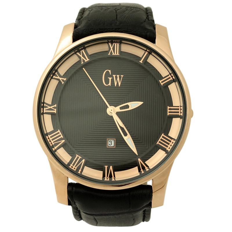 GOLD WINNER Brand Fashion Calendar Man Watches Business Stainless Steel Waterproof Quartz Watches Wristwatches GW180088(China (Mainland))