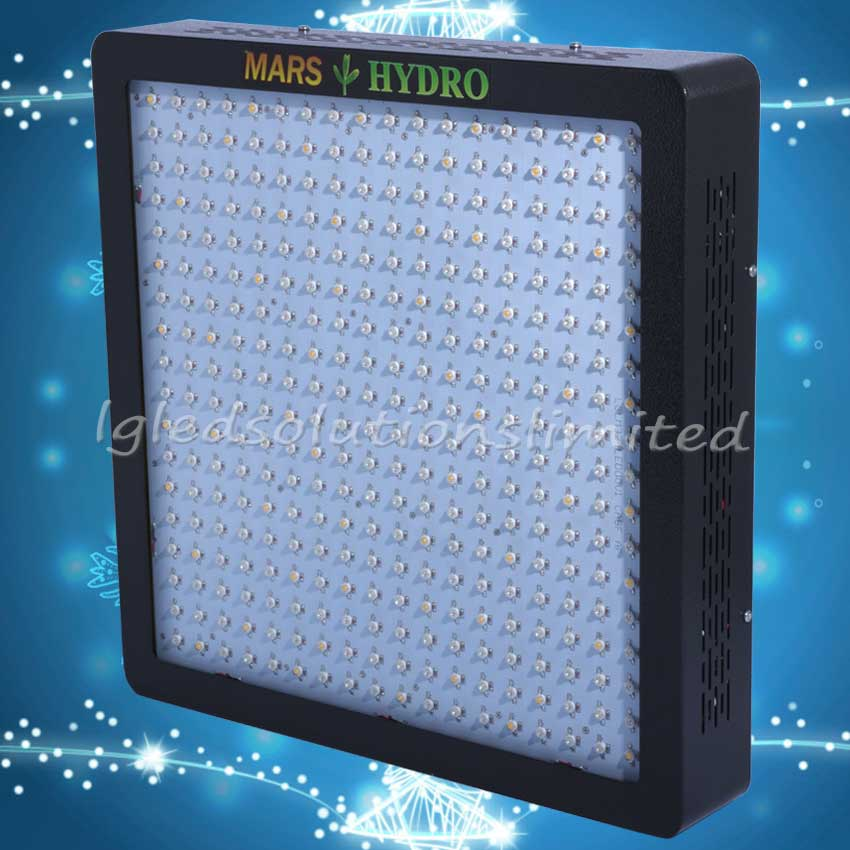 Mars Hydro MarsII 1600 Best LED Grow Light Full Spectrum IR Veg Flower For Plant True 700W Stock in GE/US/UK/AU/CA(China (Mainland))