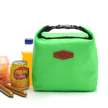 2015 Thermal Cooler Insulated Waterproof Lunch Carry Storage Picnic Bag Pouch lunch bag Cai0572