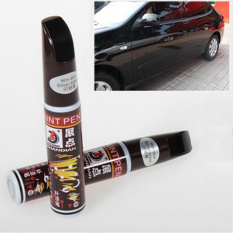 1pc 12ml Professional Car Paint Repair Pens Universal Waterproof Fix It Pro Car Scratch Clear Coat Applicator Remover Pen(China (Mainland))