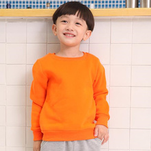 Buy boys t shirts fashion 2016 new cotton children tops girls long sleeve spring/autumn/winter Wei clothing sweatshirt unisex casual for $16.25 in AliExpress store