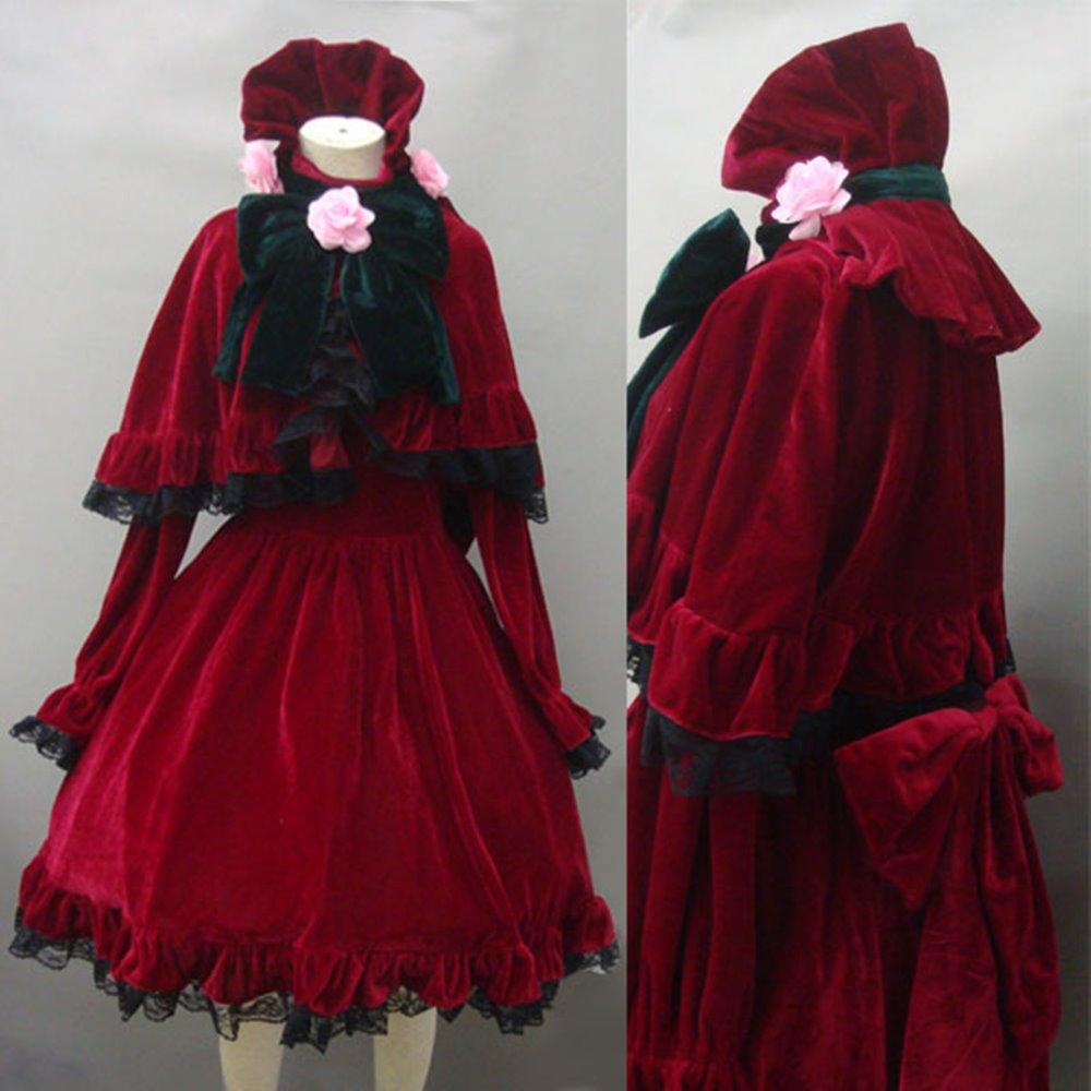 Rozen Cosplay Costume Maiden