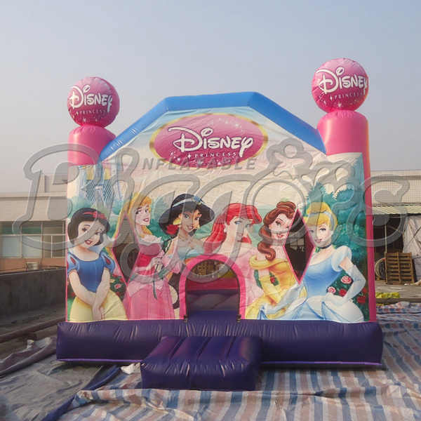 Princess PVC Commercial Inflatable Bouncer Jumping House Inflatable Toy For Sale <br><br>Aliexpress