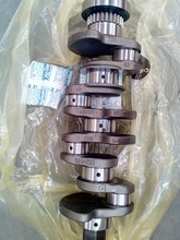 Genuine ISF2.8 forged crankshaft for FOTON engine parts
