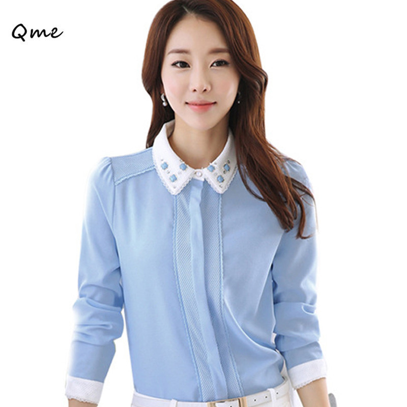 Buy Women Blouses Ladies Office Shirts