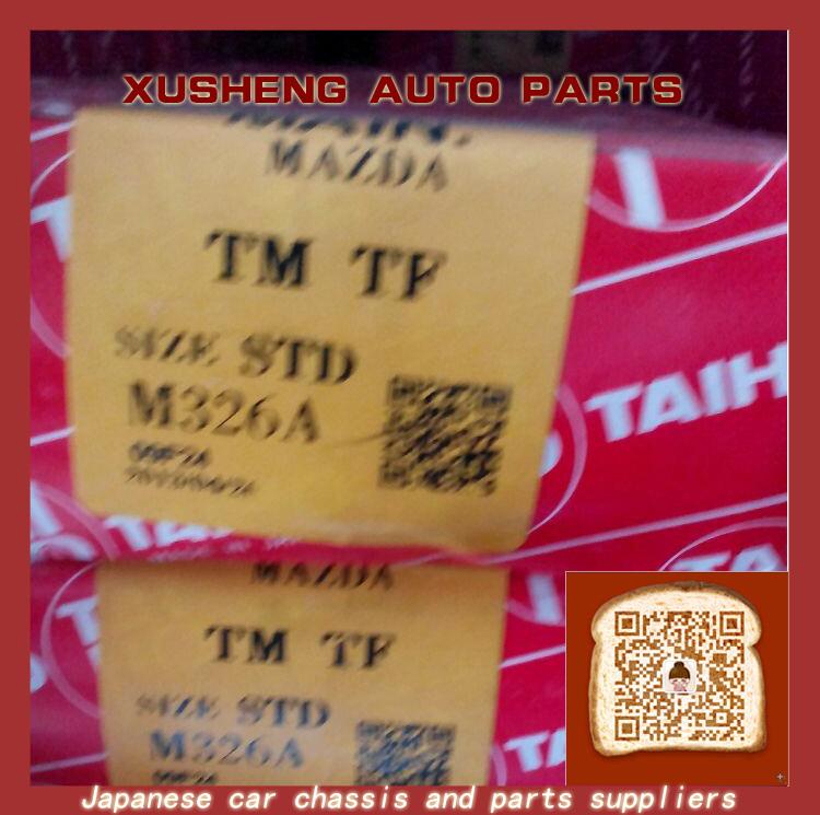 engine bearing crankshaft bearing std m326a for mazda engine code TM ,TF(China (Mainland))