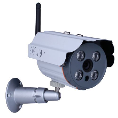 Фотография P2P 1.0MP Weatherproof Wireless Color 1280x720 CCTV Security 720P Network IP Camera Onvif