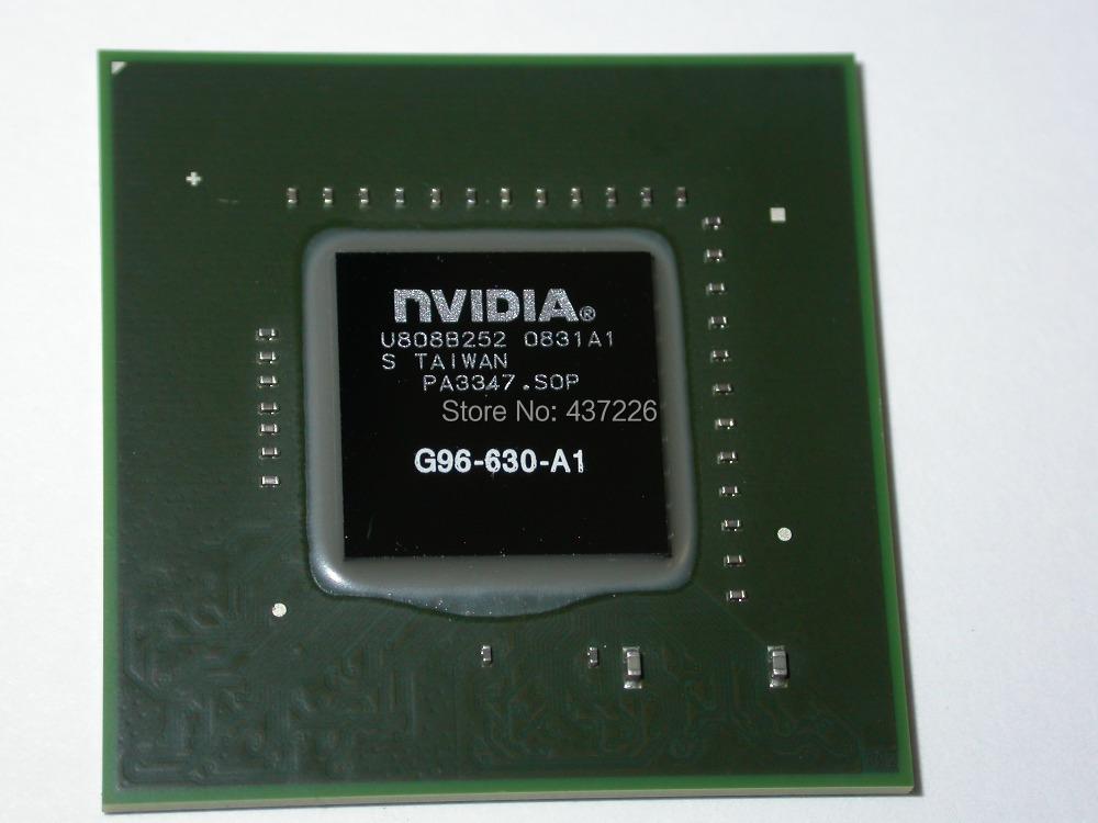 2pcs Free Shipping Brand New G96-630-A1 GPU Video Chipset IC Chip 2008+(China (Mainland))