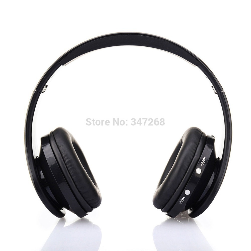 high quality sound foldable chargable bluetooth wireless stereo headset headphone w mic for. Black Bedroom Furniture Sets. Home Design Ideas