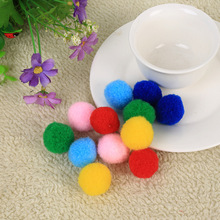 Buy 100pcs Approx 18-20mm Multi Color Pompom Fur Craft DIY Soft Pom Poms Wedding Decoration/Sewing Cloth Accessories Free Ship for $1.06 in AliExpress store