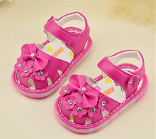 2016 PU Leather Girls Children Shoes with Light Kids Light up Shoes chaussure lumineuse enfant Toddler Baby Girl Shoes(China (Mainland))