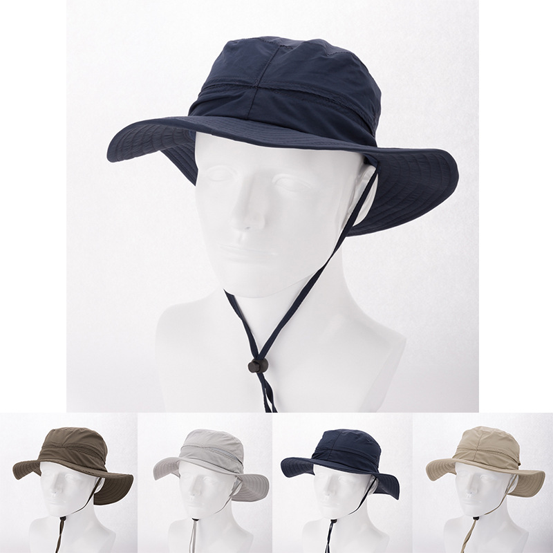 Wholesale Mens Plain Bucket Hats with String For Men Blank Bucket Hat Womens Outdoor Wide Brim Caps Summer Brimmed Sun Cap ChinaОдежда и ак�е��уары<br><br><br>Aliexpress