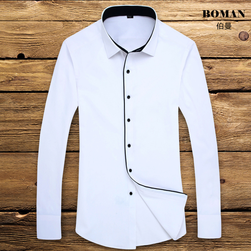 High Quality White Business Shirts Promotion-Shop for High Quality ...