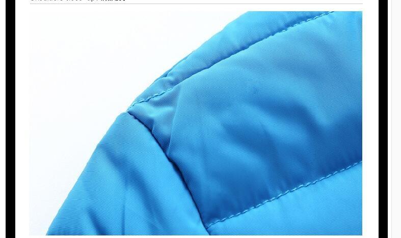 #4033 Ile 2016 Ince kış ceket erkekler Moda Kore kapüşonlu Jaqueta masculina hombre Chaquetas inverno Kış ceket erkek