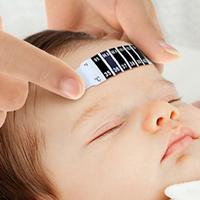 10pcs /Lot  PET ForeHead Termometro Commodiously Health Monitors Baby Thermometer New 2015  -- BYA019 PA05 Wholesales