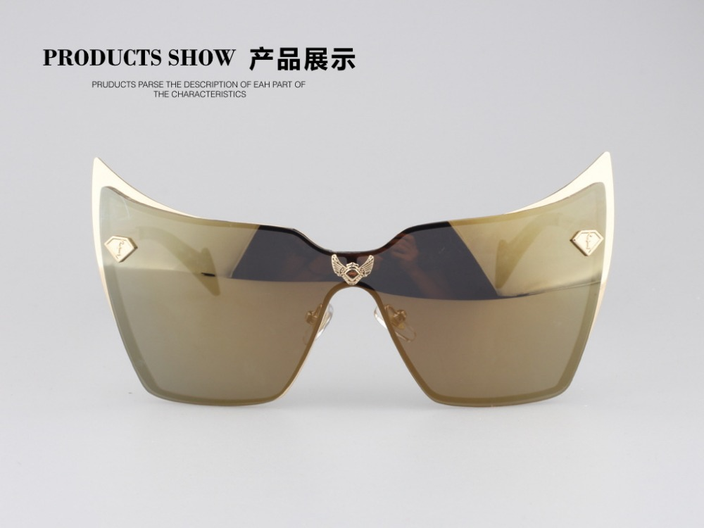 2015 Newest sunglasses mirror fashion sunglass women Spindly Legs high quality alloy star style free shipping buy any 2 send box(China (Mainland))