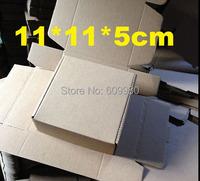 Почтовая коробка 50pcs/lot 11 * 11 * 5 , DOU962