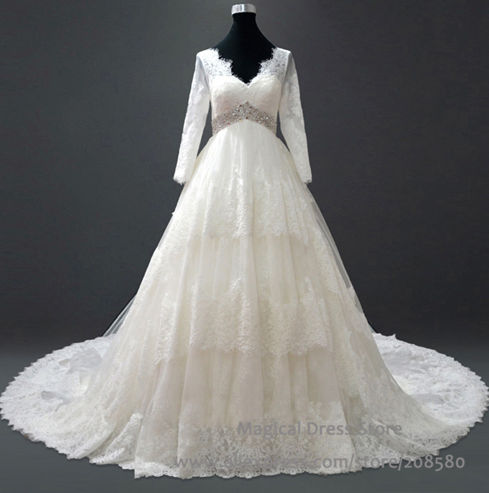 Popular halloween wedding gowns buy cheap halloween for Cheap wedding dresses for pregnant women