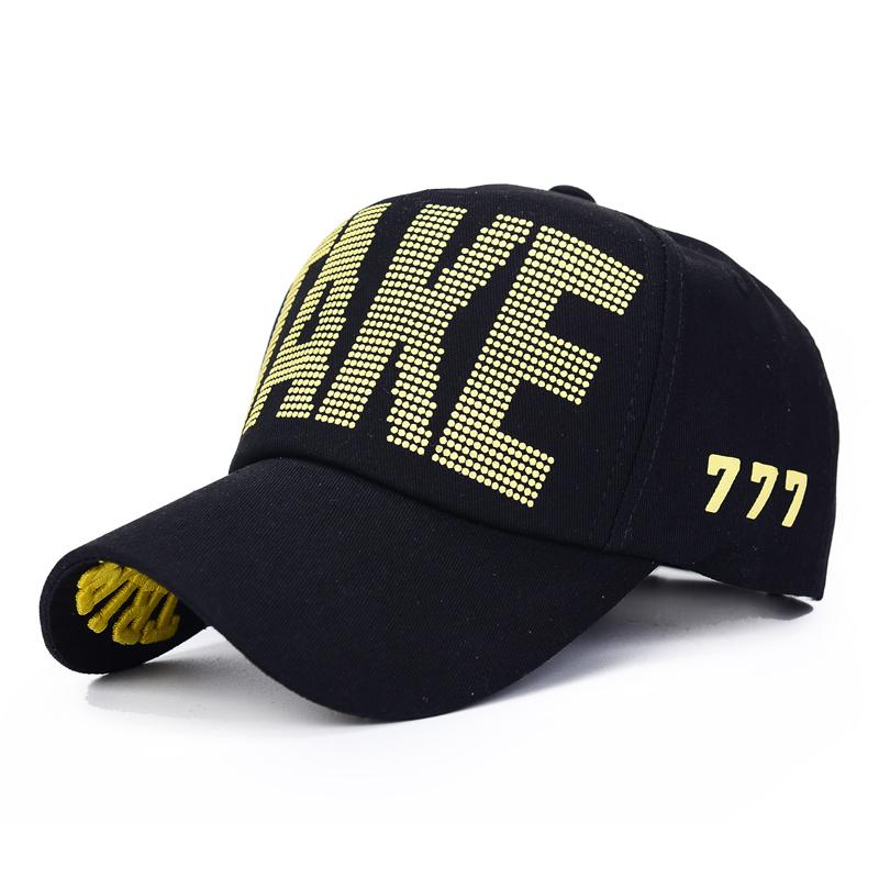summer cool baseball cap take cotton sun hat fashion