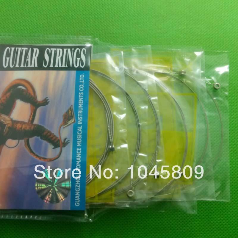 CLASSICAL Guitar Strings 0.23/0.28/0.41/0.61/0.81/1.07mm per box 6p Electric Guitar Strings free shipping(China (Mainland))