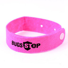 10Pcs Bracelet Anti Mosquito Mozzie Insect Bugs Repellent Repeller Wrist Band 6412(China (Mainland))