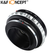 Buy K&F CONCEPT AI, G-FX Adapter Ring Nikon AI, G Mount Lens Fujifilm X Mount Fuji X-Pro1 X-M1 X-E1 X-E2 M42 X-T1 Lens Ring for $21.99 in AliExpress store