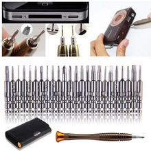 1Set 25 in 1 Torx Screwdriver Repair Tool Set For iPhone Cellphone Tablet PC Hot Worldwide