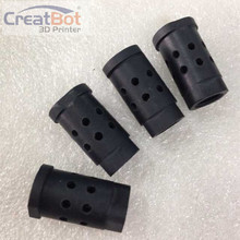 5 pieces lot peek 3d printer kit thermal insulation gadget CreatBot 3d metal printer Spare