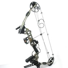 Dream Hunting bow arrow set RH hand camo compound bow Draw weight 20 70lbs adjustable bow