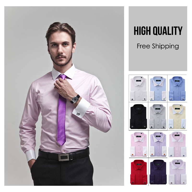 Mens yellow french cuff dress shirt dress online uk for Mens dress shirts french cuffs