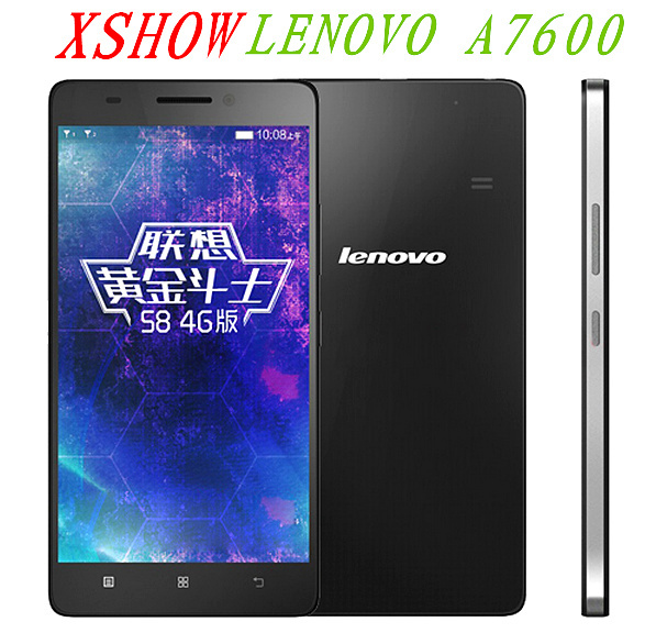 100%Original Lenovo S8 A7600 4G LTE Golden Warrior Mobile Phone MTK6752M Android 5.0 2G RAM 13MP 5.5'' 1280x720 Dual SIM 2500mAh(China (Mainland))