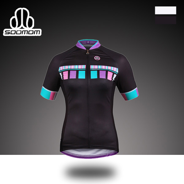 Hot 2015 New SOBIKE Women's Summer Cycling Short Jersey Bicycle Clothes Bike Short Sleeve Jersey Shirt Clothing - Light Show(China (Mainland))
