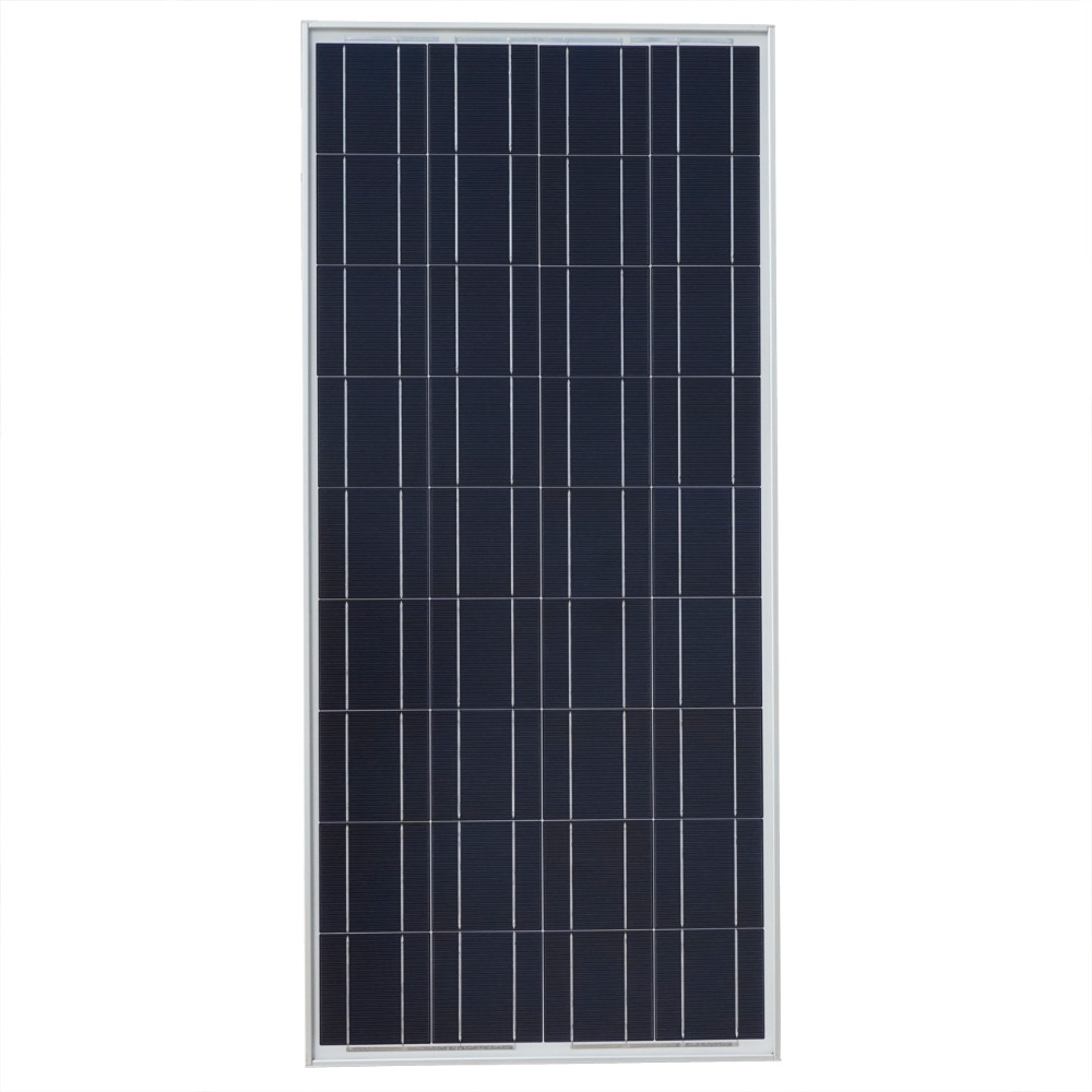 New 100W Solar Panel 12V Polycrystalline Solar Panel Charge for 12V Battery