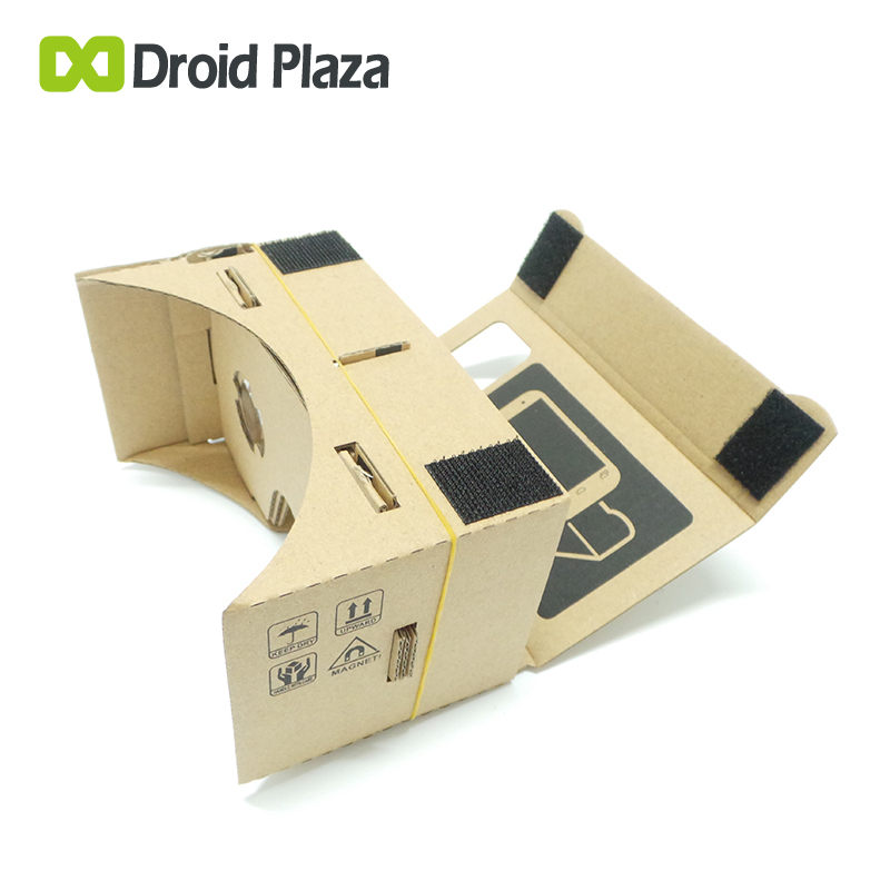 Google Cardboard 3D VR Glasses Virtual Reality Box V2 O culus Goggles Rift for iPhone 6 Plus 4.7 5.5 inch Android iOS Smartphone(China (Mainland))