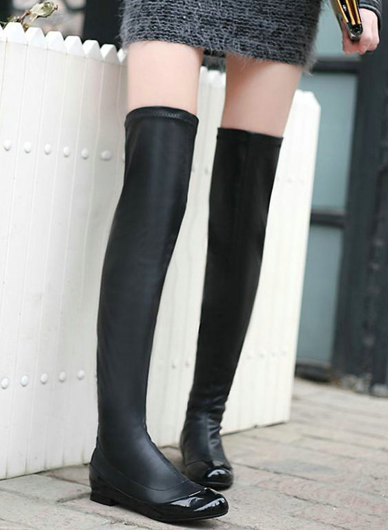 shoe rack boots Picture - More Detailed Picture about Black Real ...