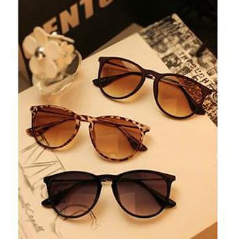 Brand Metal Thin Legs Vintage Sunglasses Women Round Sun Glasses Woman Oculos De Sol Femininos 2015 Gafas